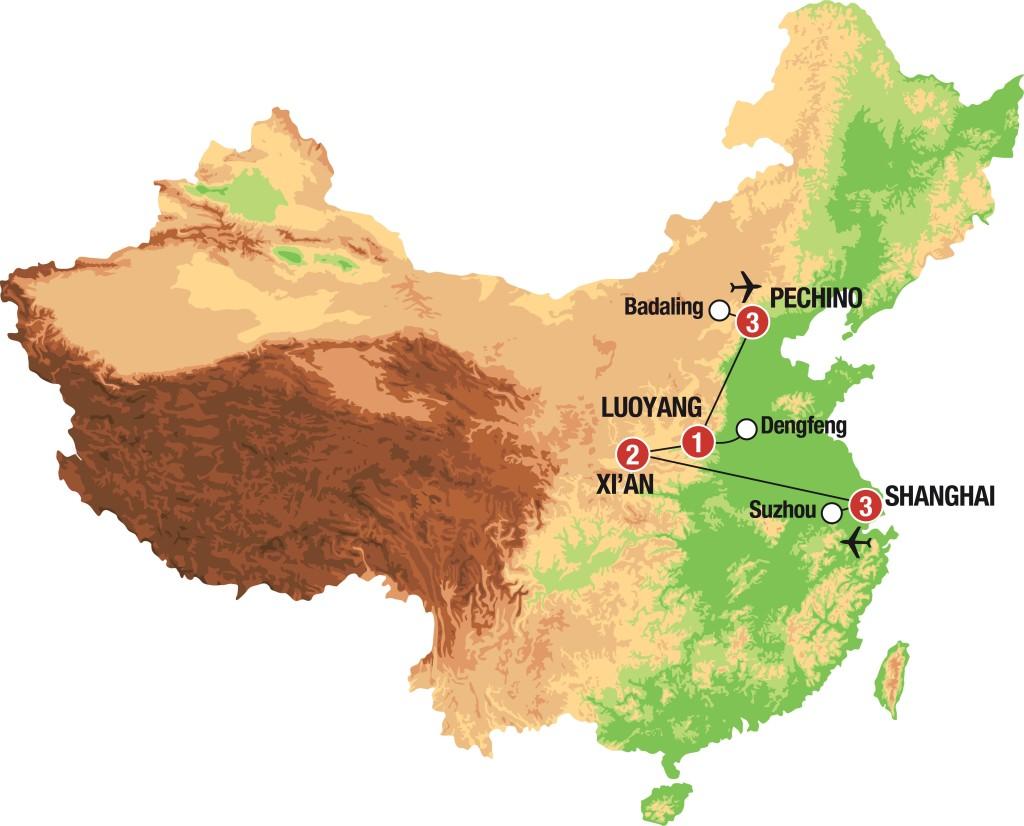 Cina-Storica