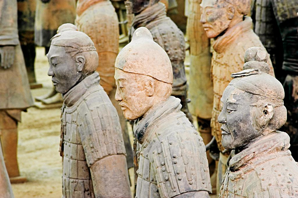 Esercito di Terracotta - Xian