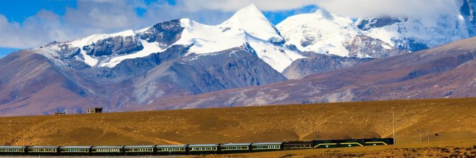 Cina e Tibet: in treno sul tetto del mondo