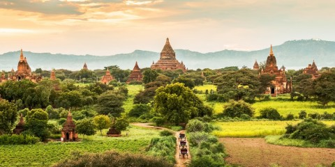 Myanmar, lo stato delle Mille Pagode