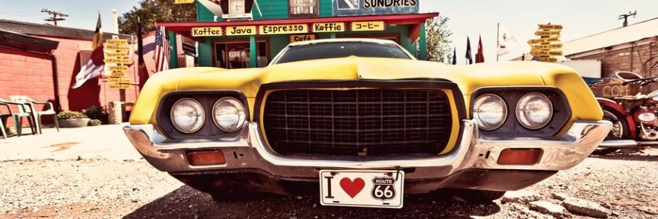 Route 66 – La Strada Madre