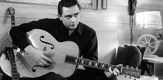Icone made in USA: Johnny Cash