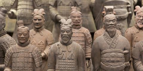 Esercito di Terracotta: uno dei siti più importanti della Cina