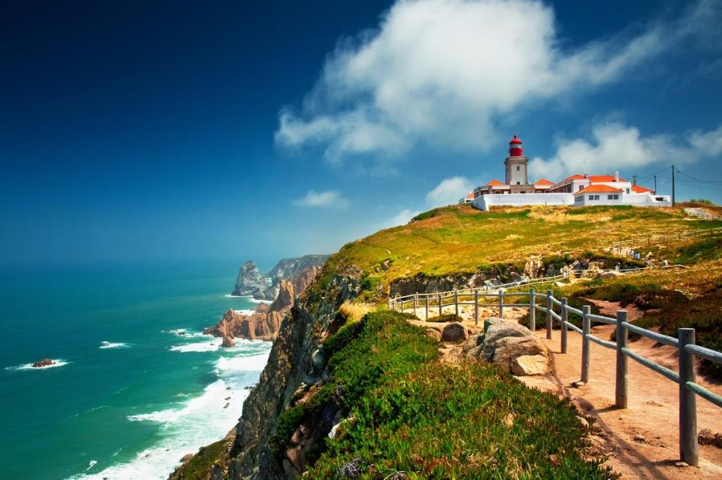 Cabo da Roca - tour del Portogallo Caldana