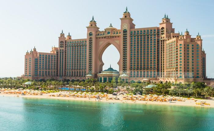 hotel Atlantis - Capodanno a Dubai