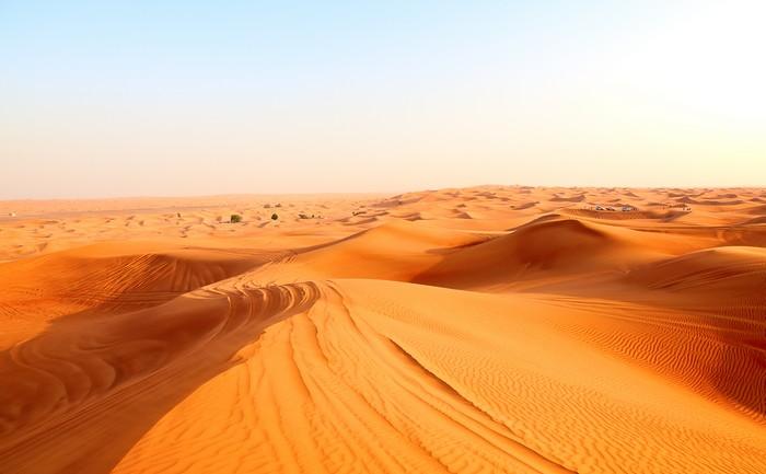 Le dune del deserto - Capodanno a Dubai