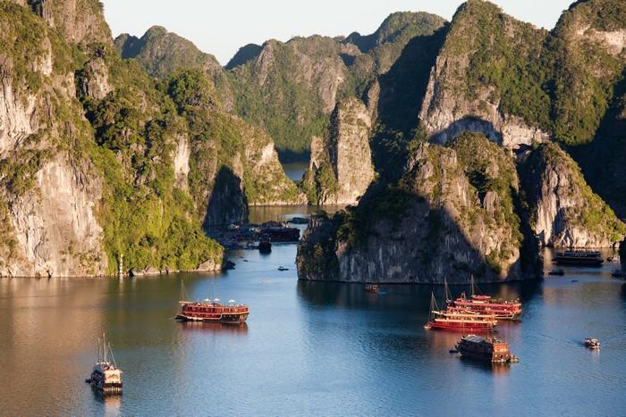 Viaggio in Vietnam - Baia di Halong