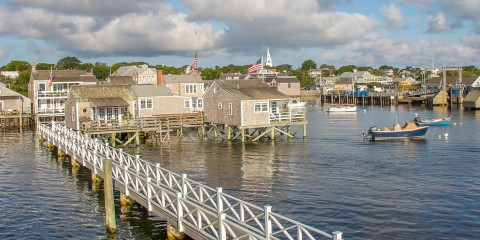 Martha's Vineyard e Nantucket: