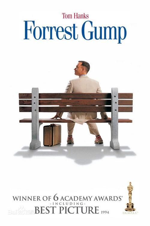 bubba gump new york - locandina film Forrest Gump