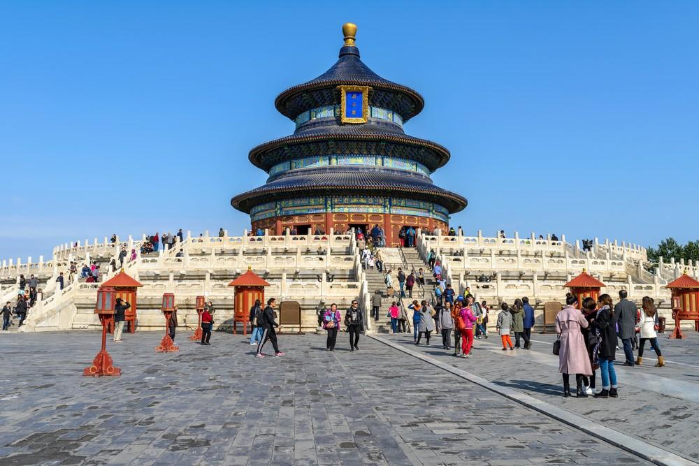 Pechino: Tempio del Cielo
