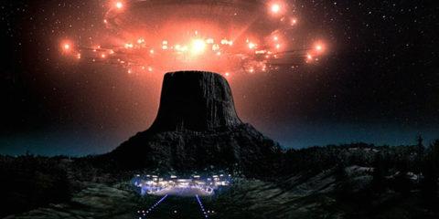 Devil's Tower…Incontri ravvicinati del terzo tipo!