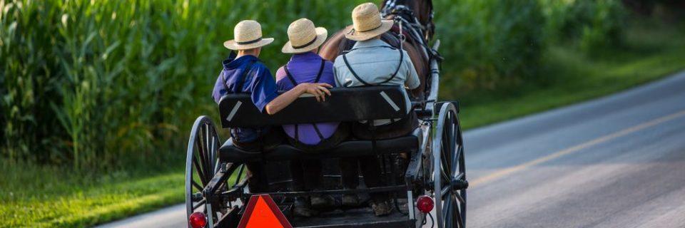 Il Mondo Amish di Lancaster, Pennsylvania