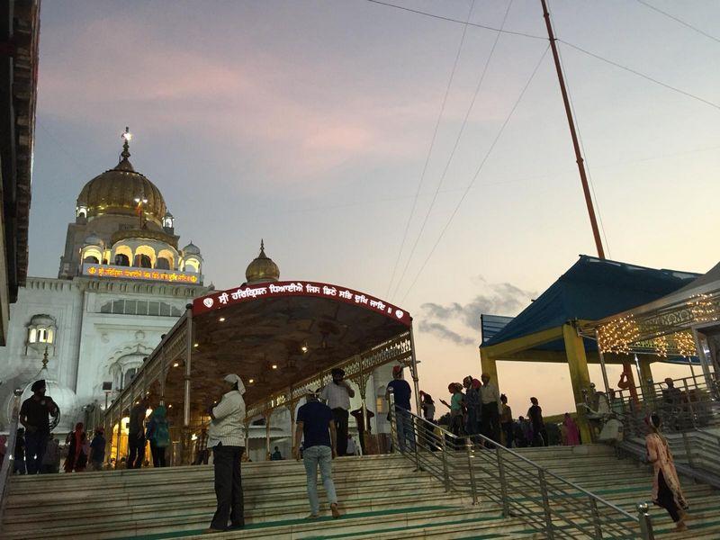 India - Tempio Sikh
