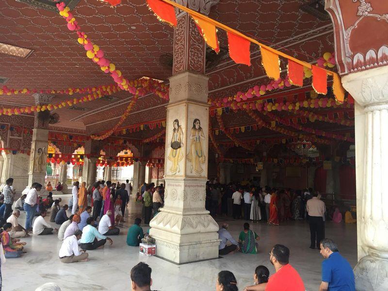 Jaipur - Tempio Indu