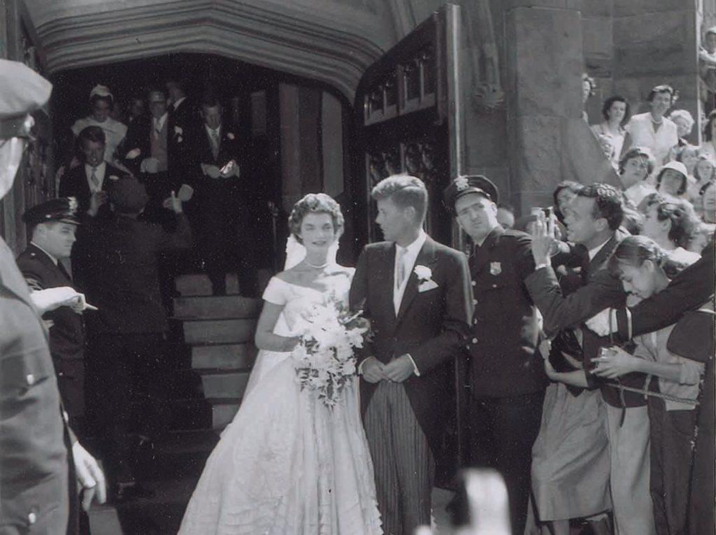 Il matrimonio di John F. Kennedy e Jacqueline Bouvier