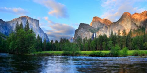 Half Dome ed El Capitan: Icone del Yosemite National Park