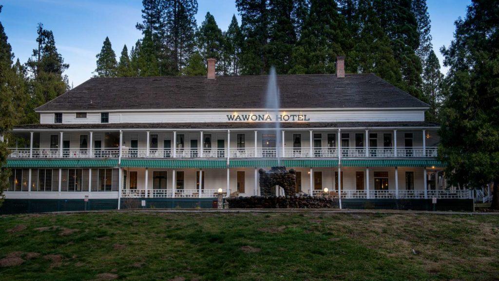 Wawona Yosemite