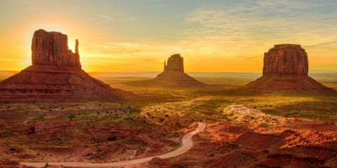 La Monument Valley: il perfetto set cinematografico