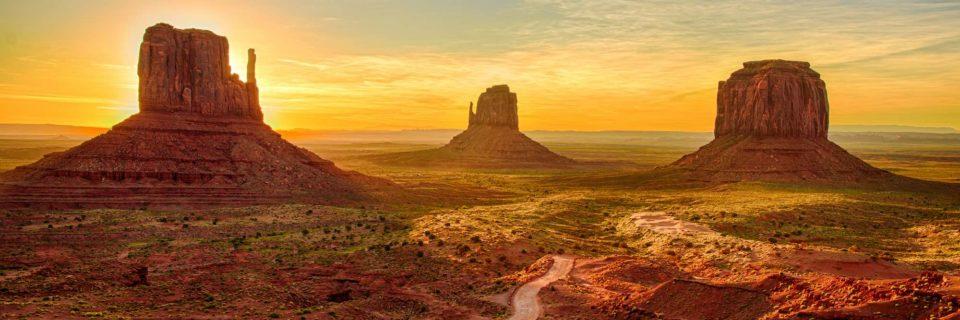 La Monument Valley: il perfetto set cinematografico