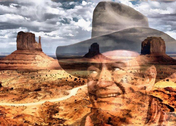 john wayne monument valley