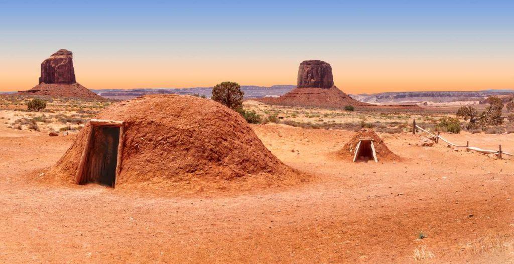 navajo hogan monument valley