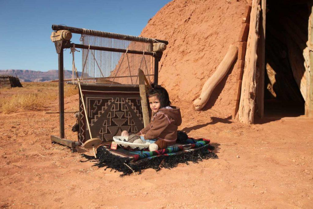 tappeto navajo