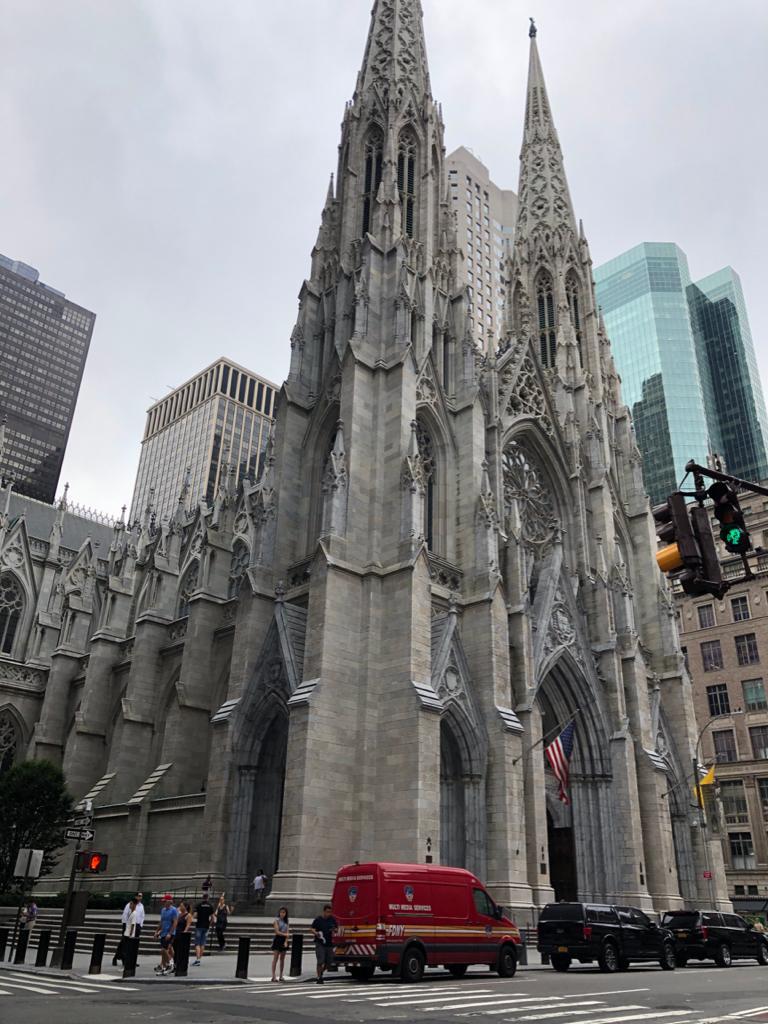 Cattedrale San Patrizio a New York