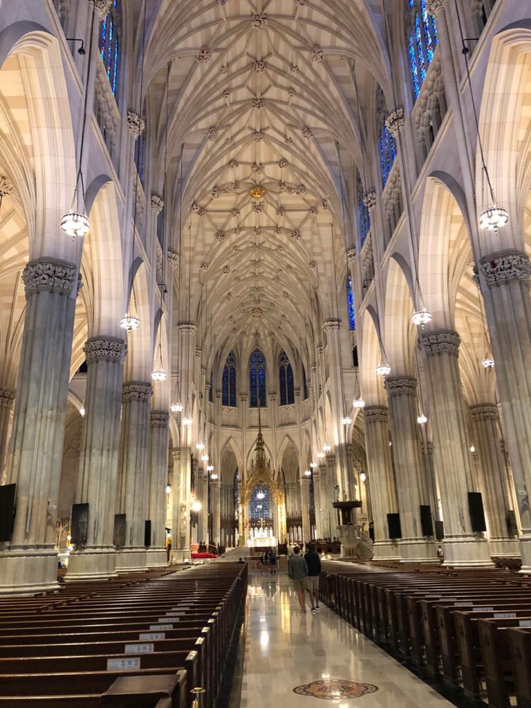Cattedrale San Patrizio interno